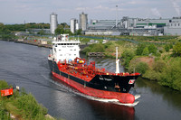 Manchester Ship Canal - Irlam area