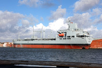 'RFA Orangeleaf' Birkenhead 13th November 2015