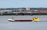 'Loach' on the Mersey 23rd June 2016