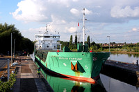 'Arklow Fortune' Irlam locks 12th July 2017