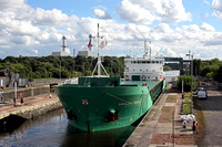 'Arklow Rebel' Irlam locks 5th August 2017