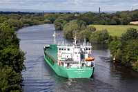 'Arklow Rebel' Warburton bridge 5th August 2017