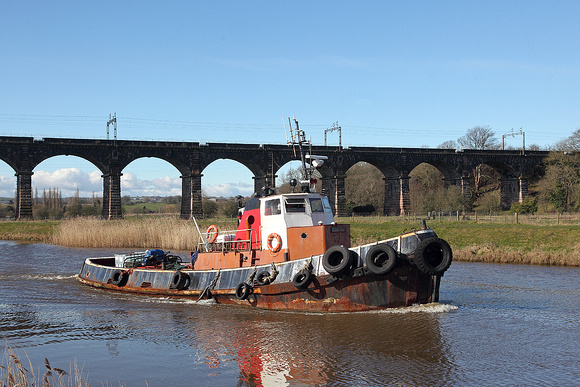 'Seaport Alpha' Dutton viaduct 7th March 2016