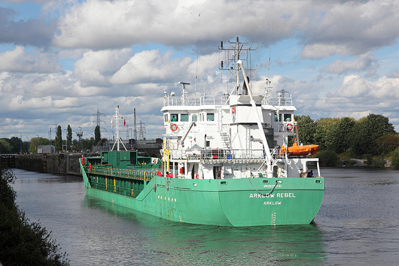 'Arklow Rebel' Irlam 5th August 2017