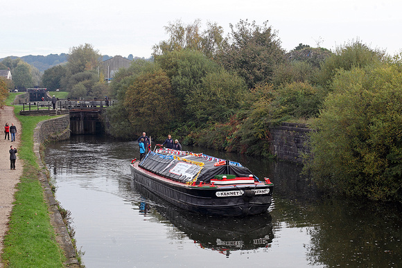 'Kennet' lock no 67 21st October 2016