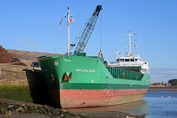 Arklow Star at Glasson 24/06/09