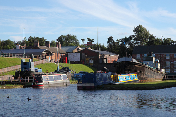 Ellesmere Port boat museum 30th July 2016