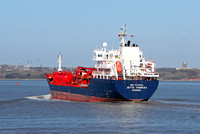 'Jette Theresa' Jobs ferry 10th March 2015