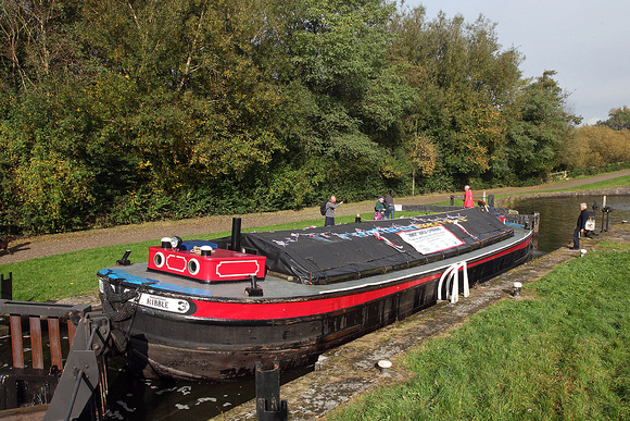 'Ribble' lock no 75 21st October 2016