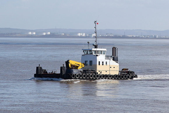 'Sarah Grey' Jobs ferry 10th March 2015