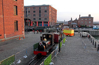 'Lilla' Albert dock 8th May 2016